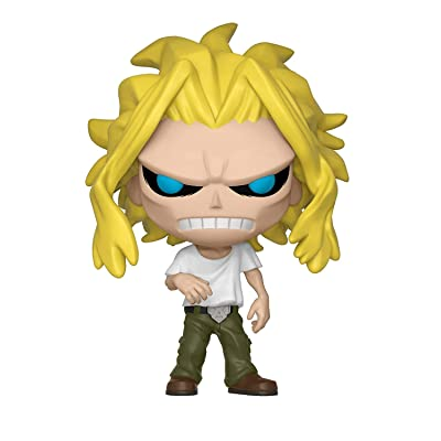 Funko POP! Animation: My Hero Academia - All Might Collectible Figure, Multicolor: Toys & Games