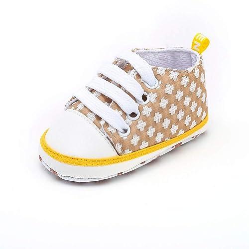 Zapatos de Bebe,❤ Amlaiworld Zapatillas de Deporte de Suela Suave ...