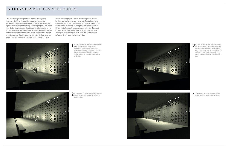 Lighting For Interior Design Portfolio Skills Malcolm Innes