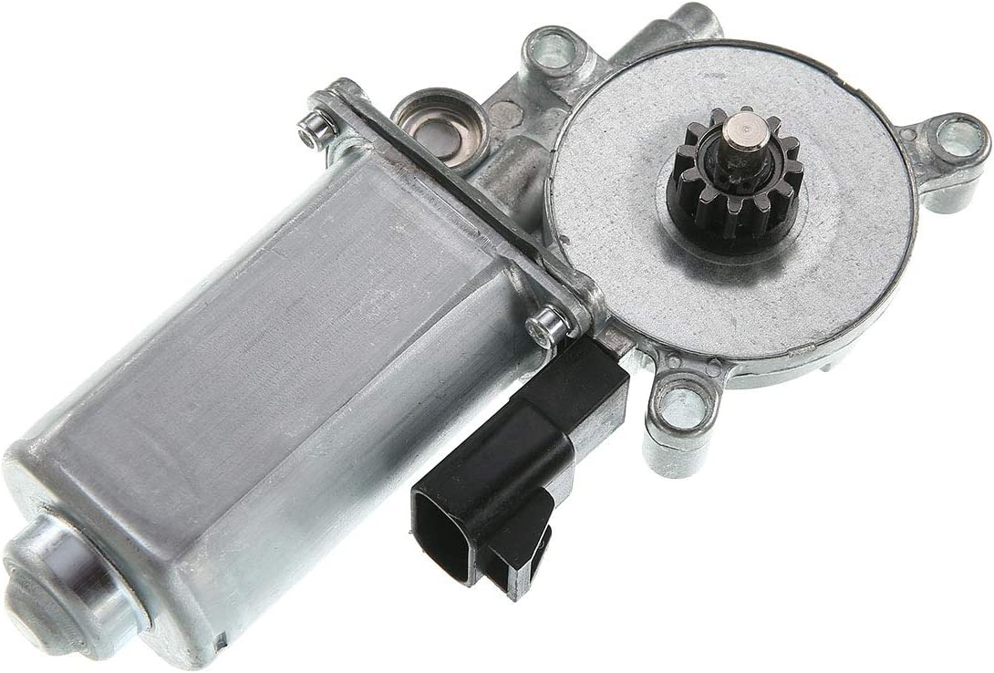 A-Premium Power Window Lift Motor Compatible with Buick Century Chevrolet Impala GMC Oldsmobile Pontiac 1996-2007 Driver Side