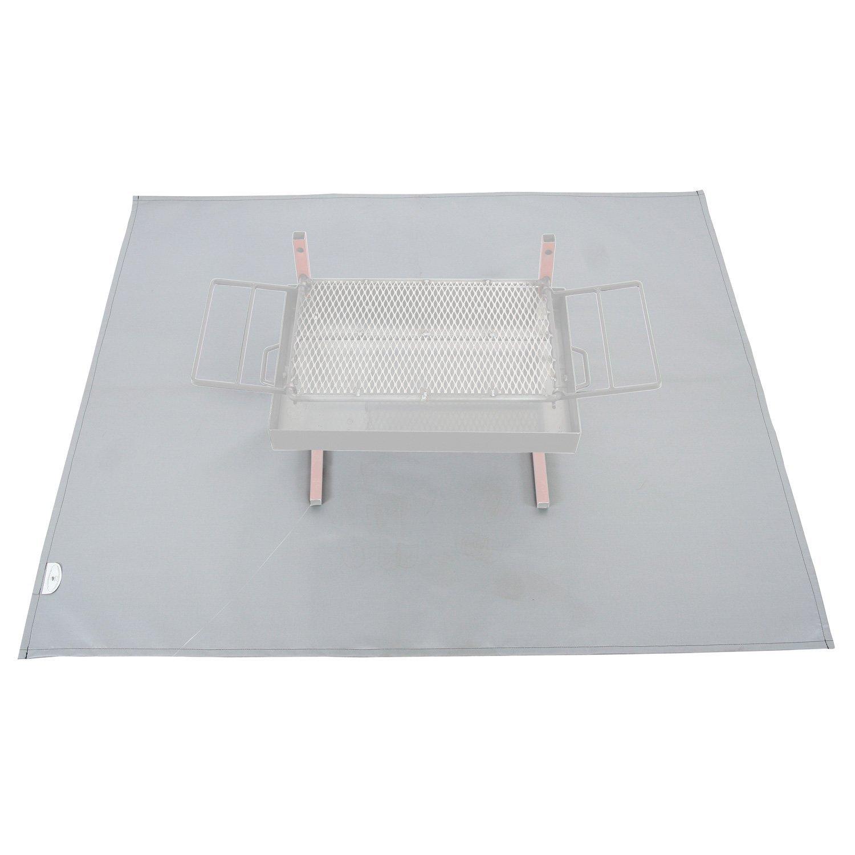 Firepan Blanket B0073W18P4  グレー