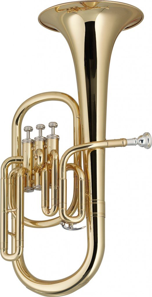 Stagg WS-AH235 Eb Alto Horn with Case
