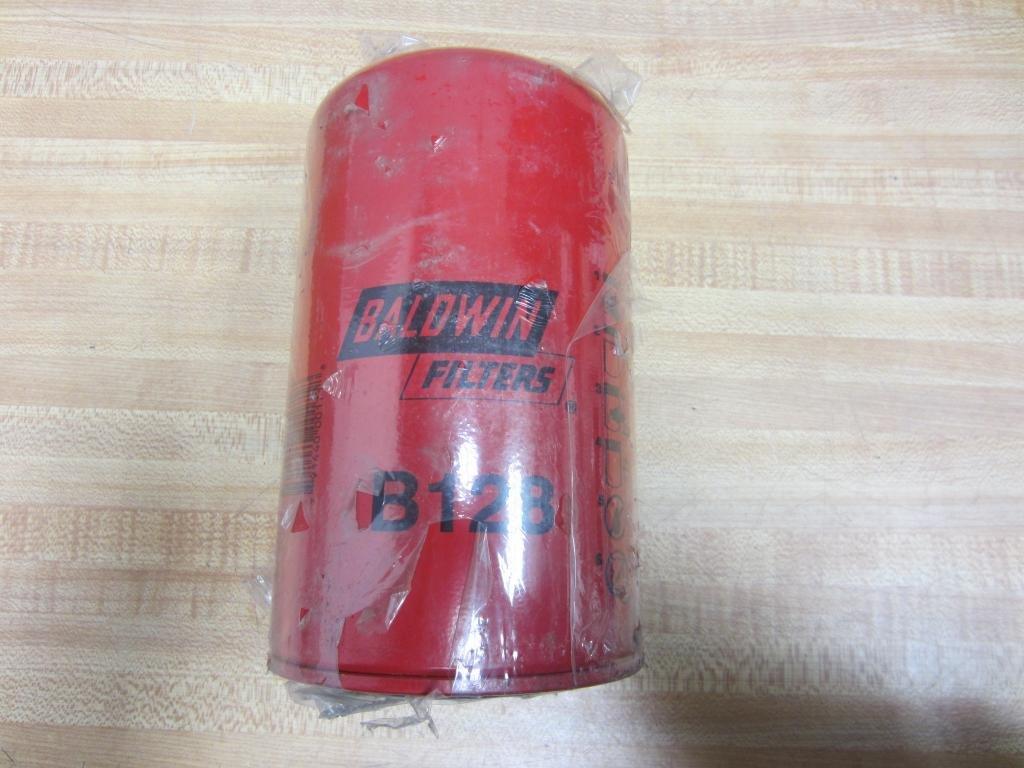 Baldwin B128 Filtro de aceite: Amazon.es: Amazon.es