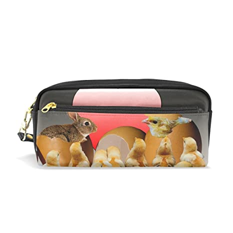 bennigiry conejo de Pascua huevo luz lápiz bolsas caja de ...