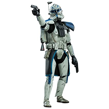Amazoncom Military S Of Star Wars Star Wars Captain Rex Phase 2