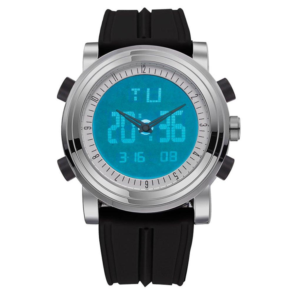 f291583a8b38 SINOBI - Reloj analógico digital multifuncional
