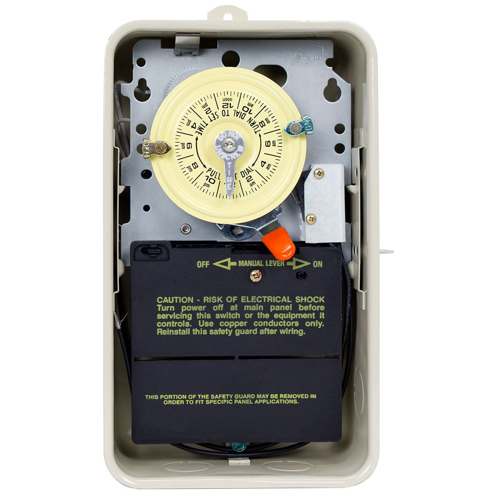 Intermatic T101R201 Time Switch by Intermatic