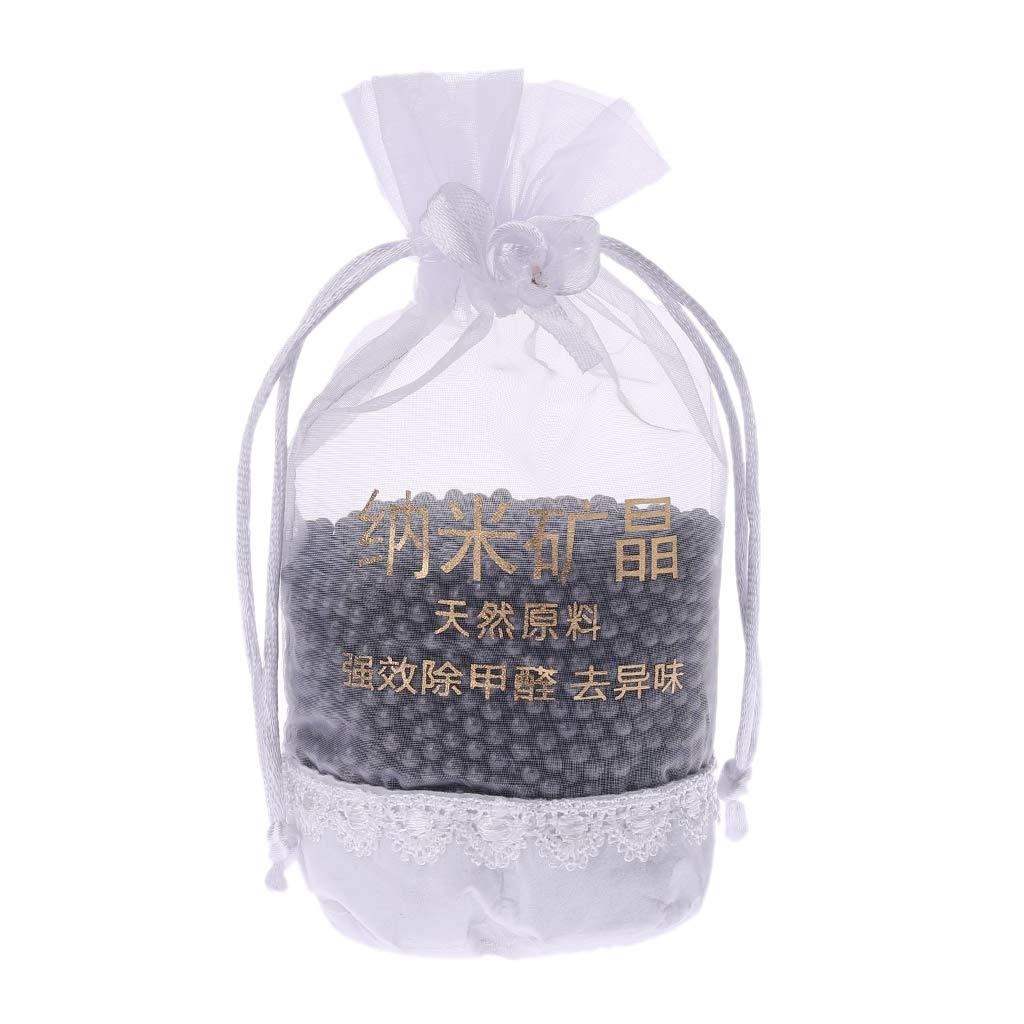 XMPTF Nano-Crystal Charcoal Bag Air Freshener Car Home Odor for Air Purification 250g