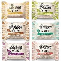 Bounce V Life Veggie Protein Energy Balls Mixed Case 12 x 40 grams - Vegan