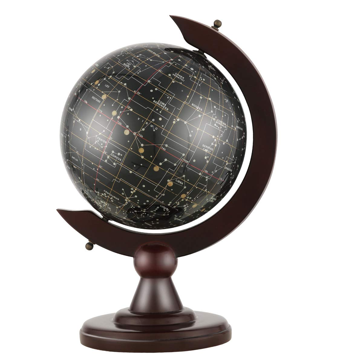 VIDAR Night View Stars Constellation Pattern Globe for Kids & Teachers,Educational Gift by VIDAR