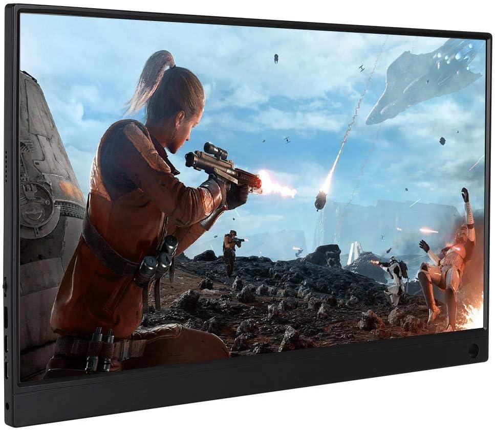 Monitor ultrasottile portatile vbestlife touchscreen da 15,6 pollici display 1920x1080p VBESTLIFEiof9cdgves