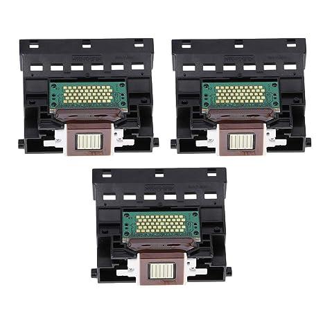 Shiwaki 3 Piezas Cabezal de Impresión Reciclado Repuestos de ...