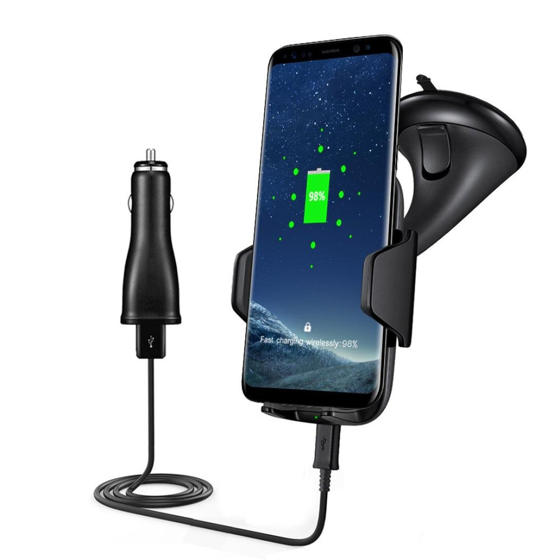 Amazon.com: Tiean Car Fast Wireless Charger For Sumsang Note ...