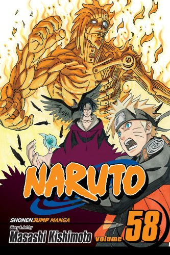Naruto Book Series