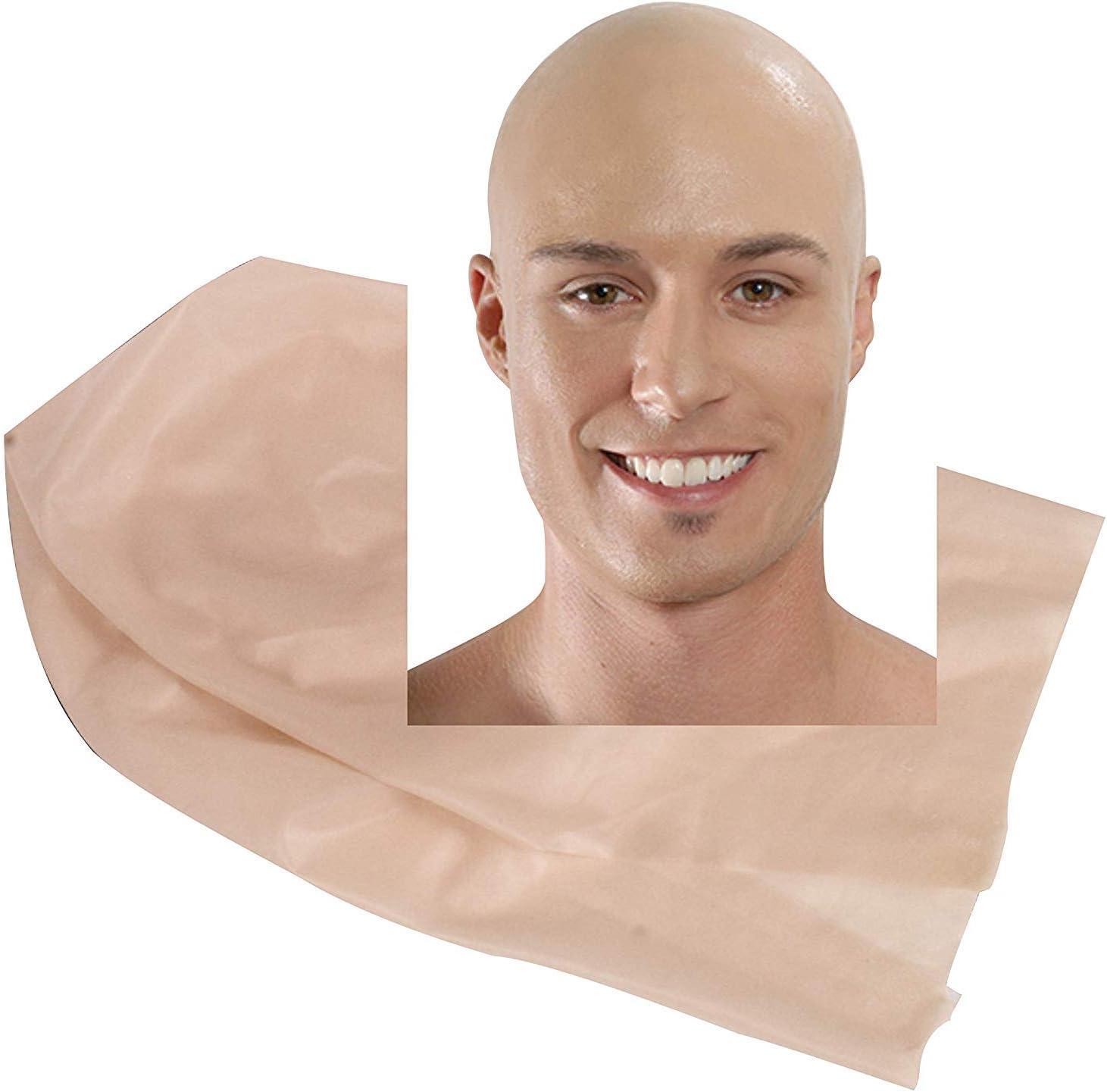 Latex Bald Cap
