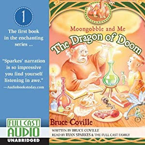 The Dragon of Doom Audiobook