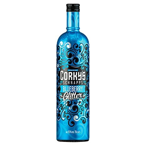 Corkys Blueberry: Amazon.es: Alimentación y bebidas