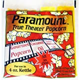 paramount popcorn 4oz - 4oz Popcorn Packets - Perfect Portion Packs For 4 oz Popcorn Maker Machine Popper - Case of 24