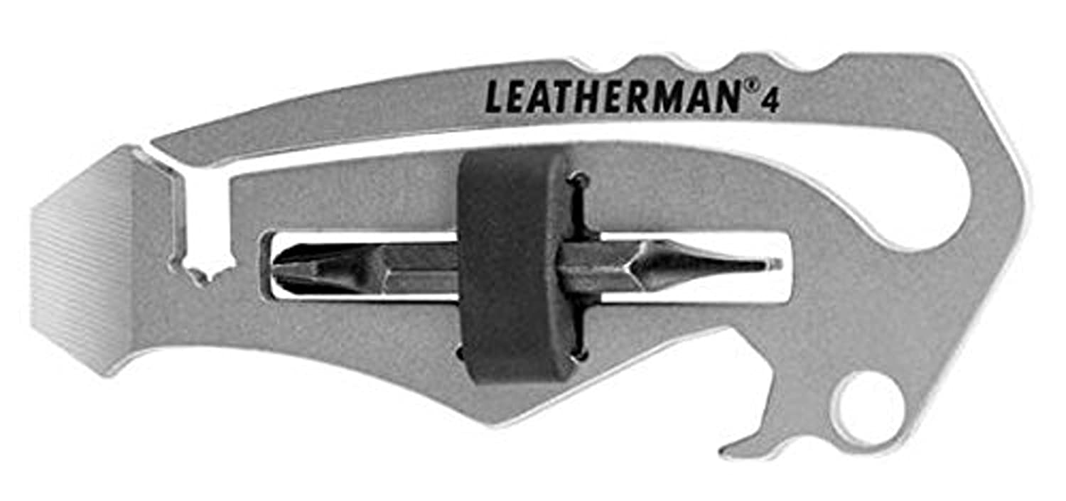 LEATHERMAN – By The Numbers Series, Leatherman 4 Pocket Tool