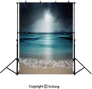 Amazon.com : 3x5Ft Vinyl Tropical Backdrop for Photography