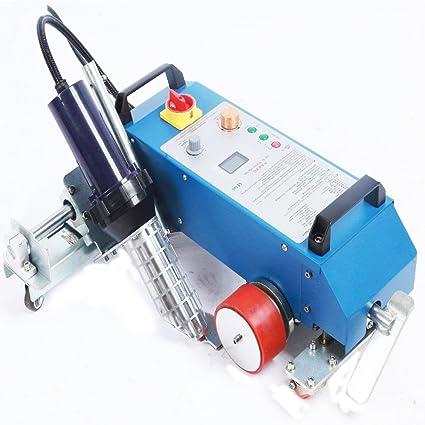 top-3400 C automático aire caliente Soldador PVC Banner soldadura máquina para PE plástico materiales