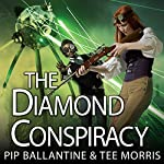 The Diamond Conspiracy: Ministry of Peculiar Occurrences, Book 4 | Pip Ballantine,Tee Morris