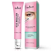 Eye Serum & Eye Roller for Anti Aging Dark Circles Puffiness Under Eye Bags Wrinkles...