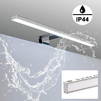 Spiegelleuchte LED Bad Licht Schminklicht Badezimmer Schrankleuchte ...