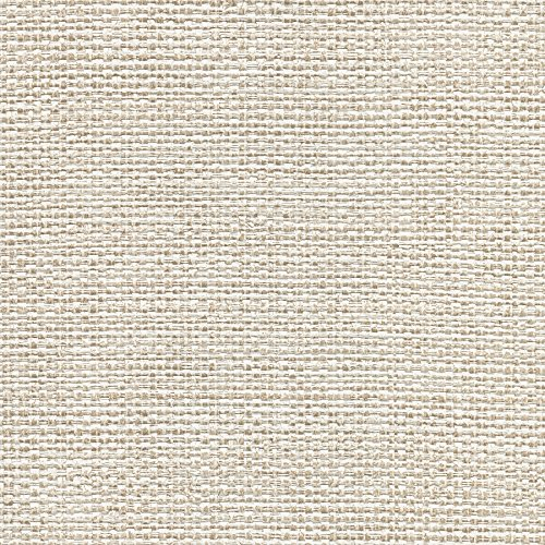 Warner 2758-8000 Caviar Platinum Basketweave Wallpaper,