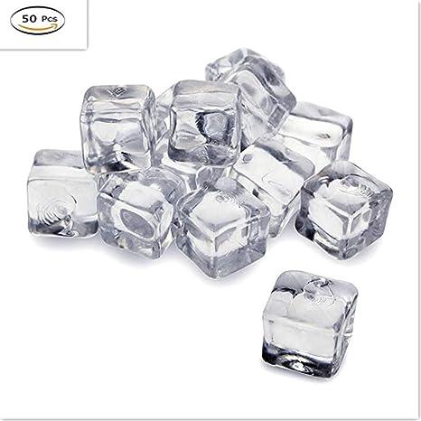 Cubitos de hielo falsos decorativos - Cubitos de hielo ...