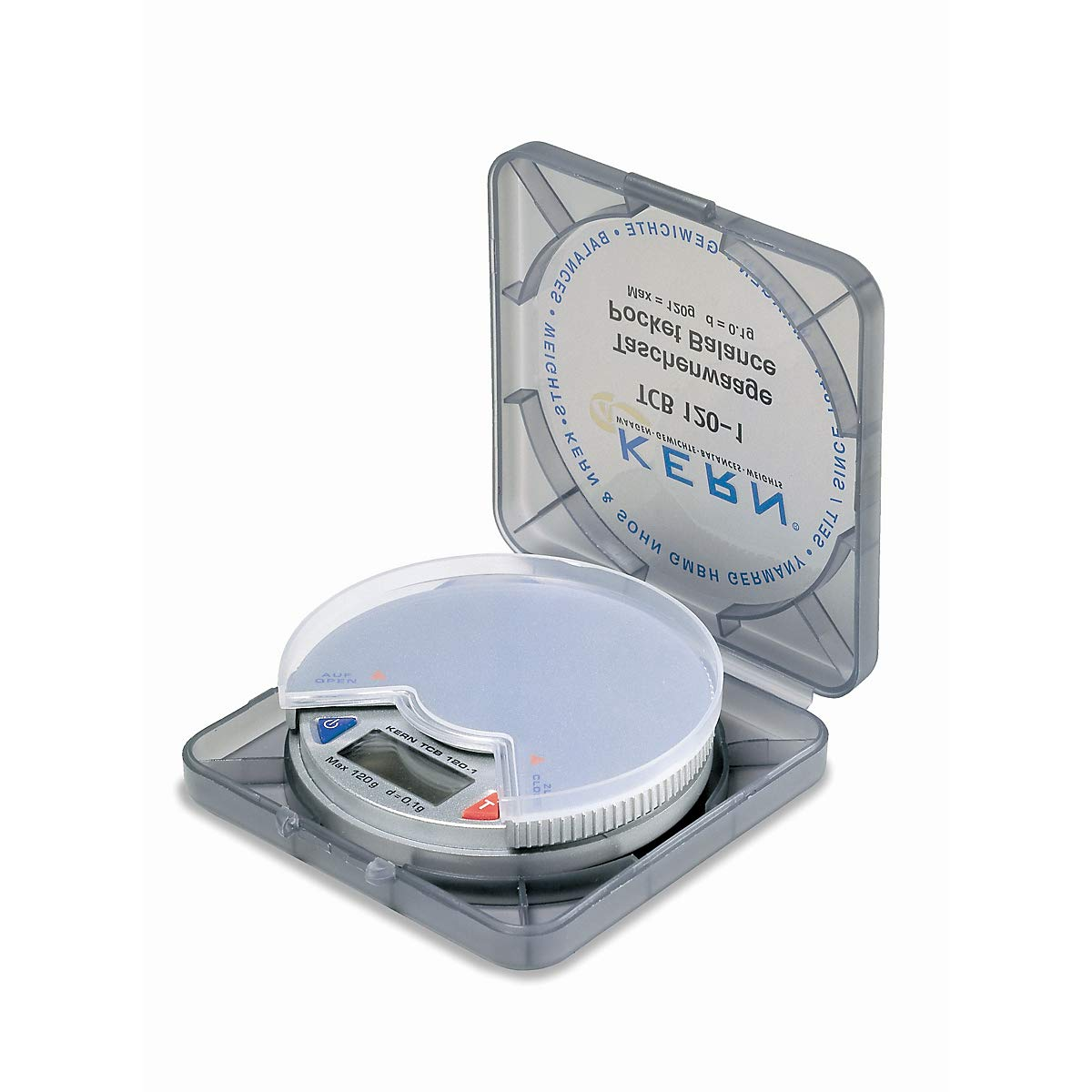 Kern TCB 200//–/1 200/G portata max Bilancia tascabile / /fino a 0,1/G di precisione