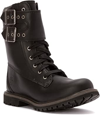 Timberland Women's 8 Inch Double Strap Boot