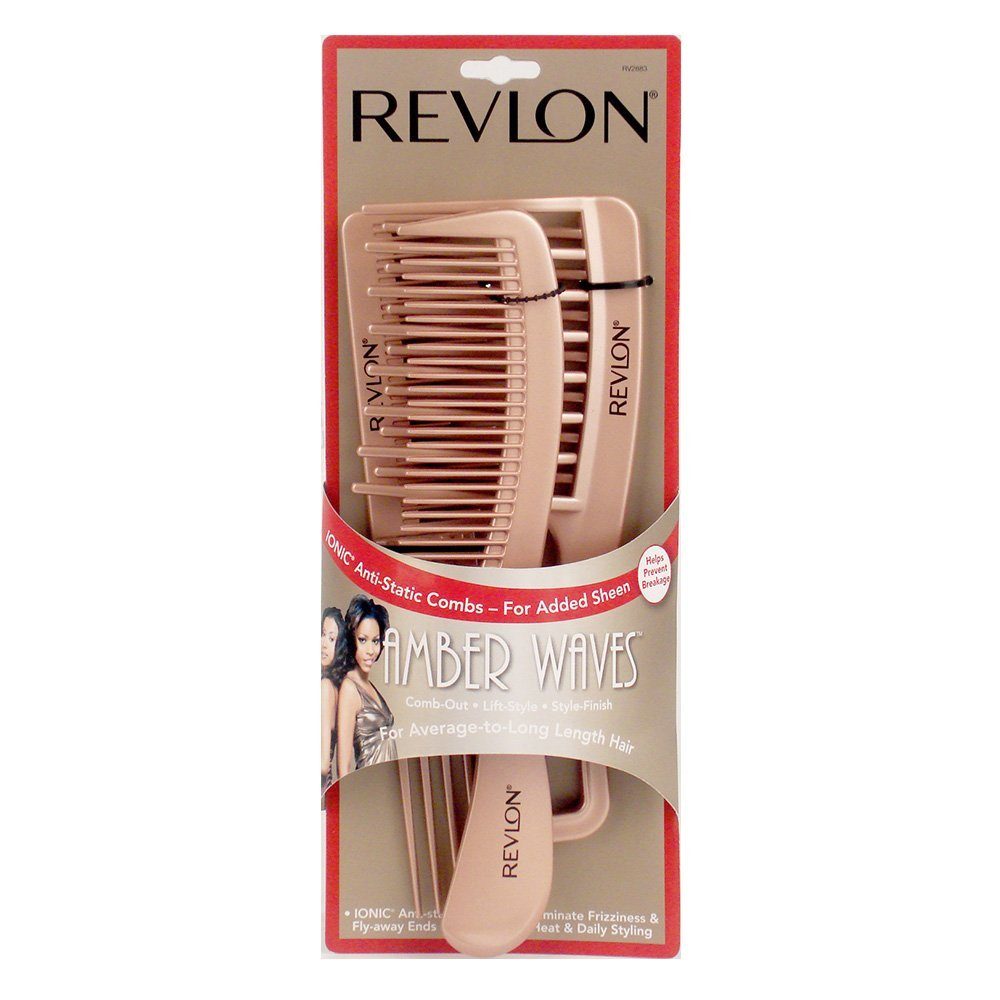 Revlon Anti-Static Hair Combs