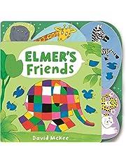 Elmer's Friends (Elmer Picture Books)