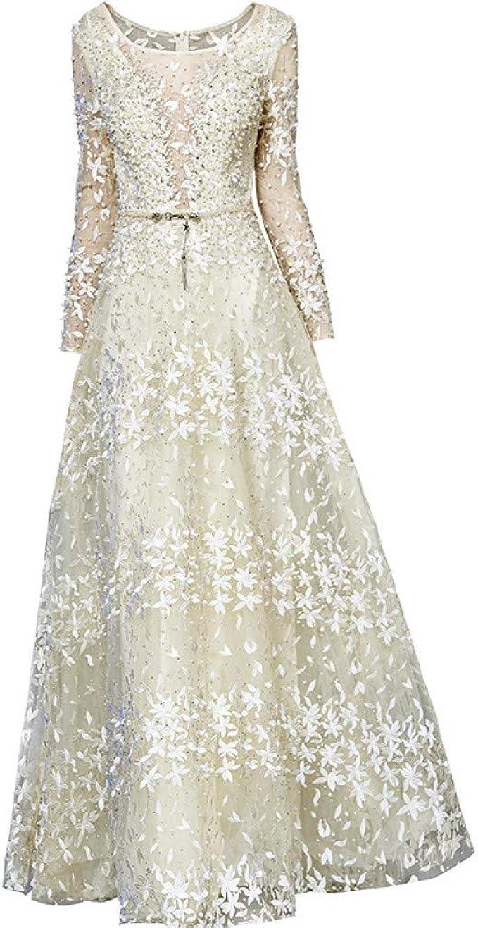 BINGQZ Kleid Cocktailkleider Elegantes Abendkleid weiblich 11