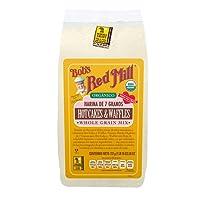 Bobs Red Mill, Harina De 7 Granos Orgánica Para Hot Cakes, 737 Gr.