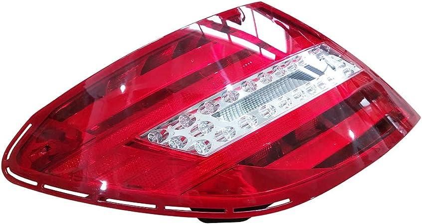 OREALLAMPE 2129061403 Taillight Passenger Side Right for Benz Klasse E W212 2014 Tail Light Rear Corner Turn Brake Parking Signal Lamp