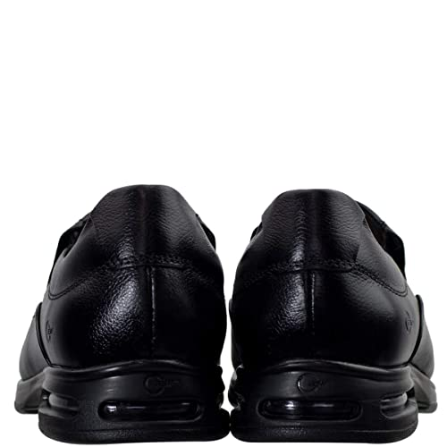 73e7d6c3d1 Sapato Social Masculino Democrata Smart Comfort Air Spot 448027-001   Amazon.com.br  Amazon Moda