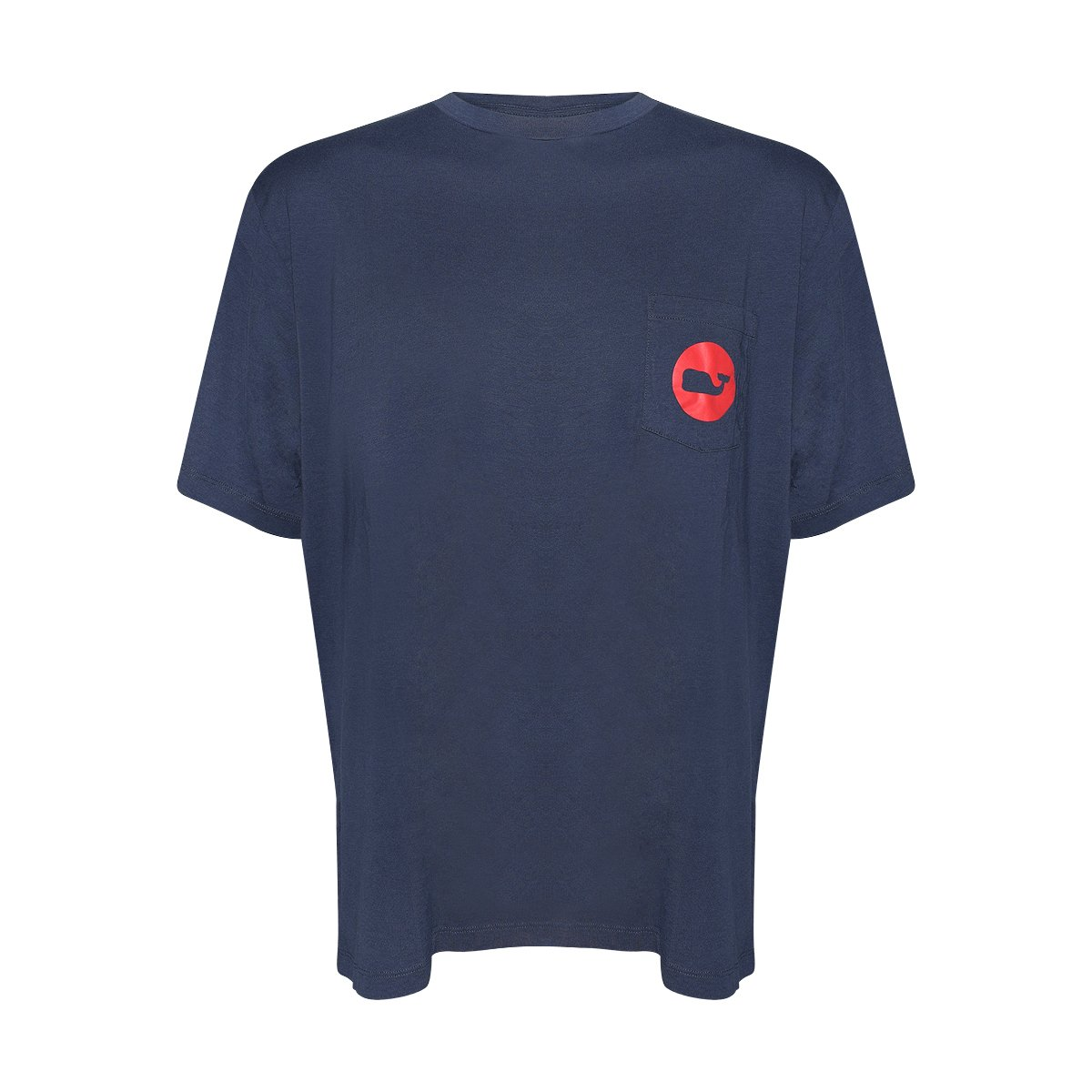 Vineyard Vinesメンズ半袖City Whale Teeシャツ B07581B5D8 X-Large|Vineyard Navy/Edsftg Vineyard Navy/Edsftg X-Large