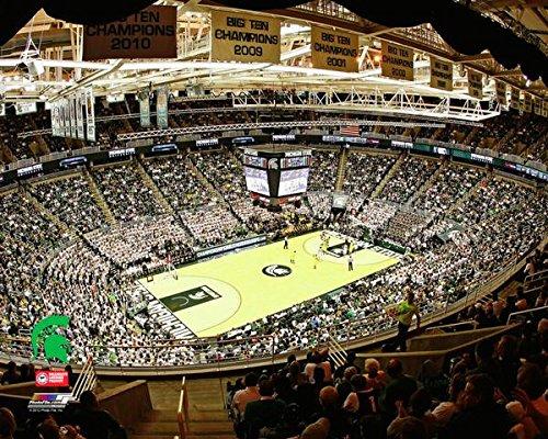 Michigan State Breslin Center 8