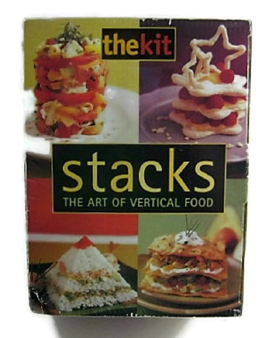 Stacks - The Kit: The Art of Vertical Food