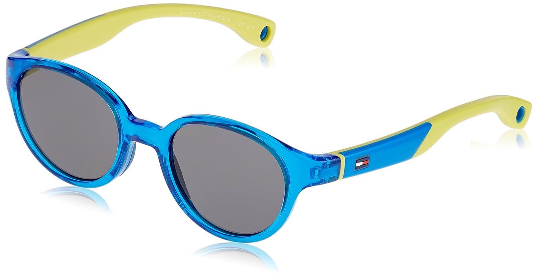 Tommy Hilfiger TH 1424/S DO, Gafas de sol Unisex-Adulto, Blue 43
