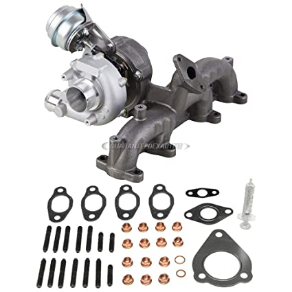 Amazon.com: New Turbo Kit With Turbocharger Gaskets For VW Beetle Golf Jetta 1.9 TDI ALH - BuyAutoParts 40-80399V1 New: Automotive