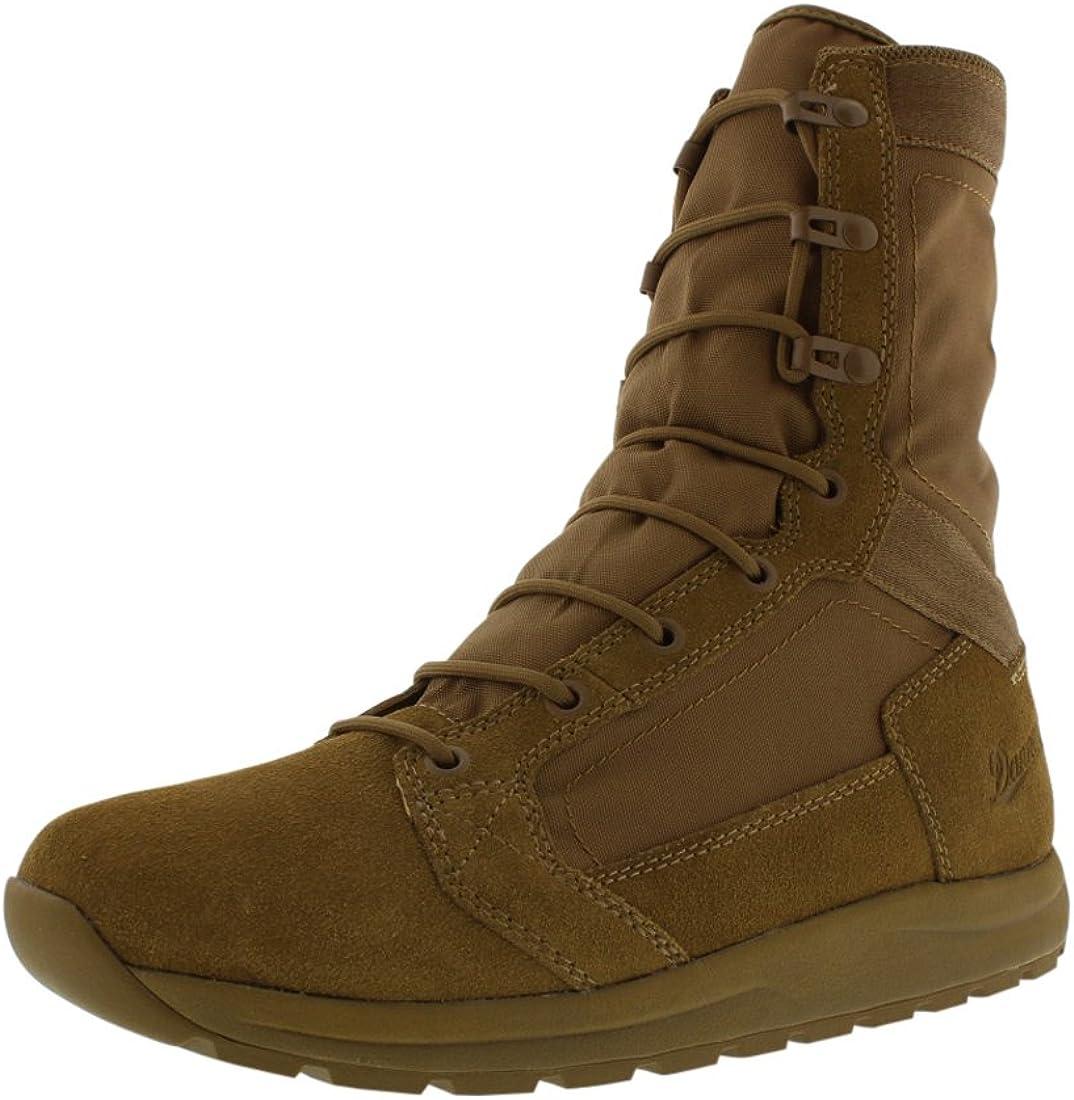   Danner Men's Tachyon 8'' Plain Toe Boots   Hiking Boots