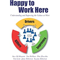 Happy to Work Here: Understanding and Improving the Culture at Work