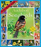 Audubon Songbirds & Other Backyard Birds Picture-A-Day Wall Calendar 2017