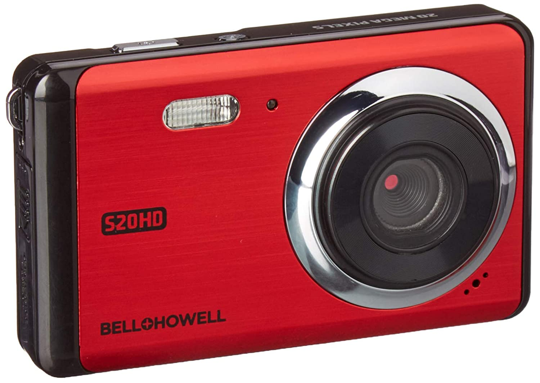 S20HD 20MP DGTL CAM RED   B0755CZ1ZK