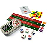 Pocket / Travel Poker Dice game