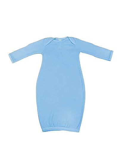 79befb694 Amazon.com  Rabbit Skins Infant Baby Rib Layette  Clothing