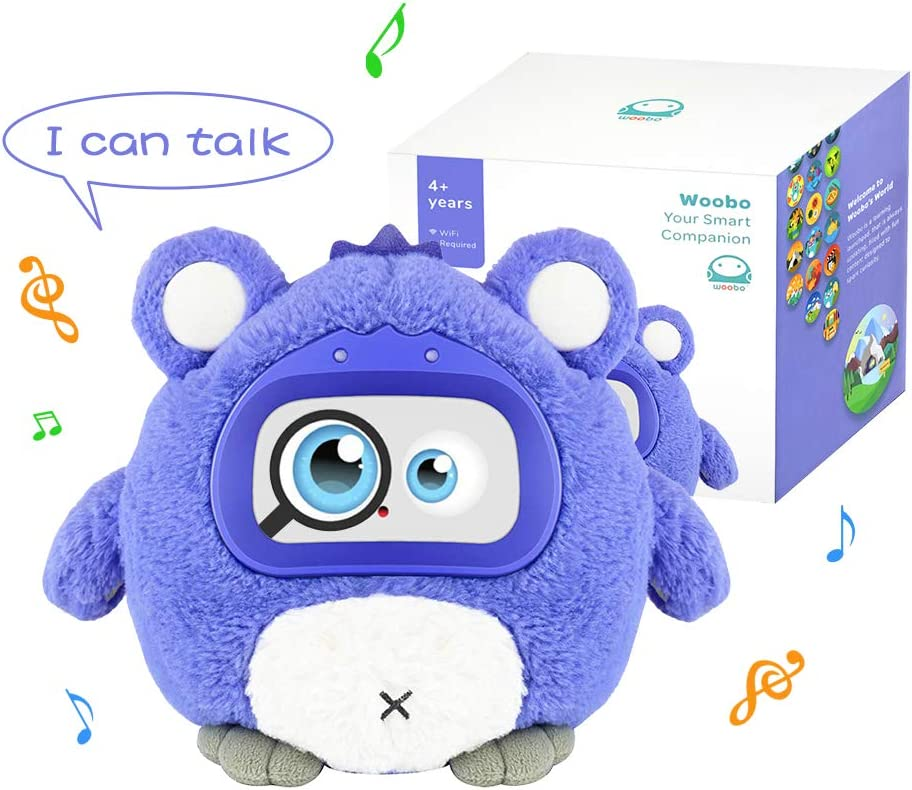 Free Amazon Promo Code 2020 for Plush Interactive Robot Toy